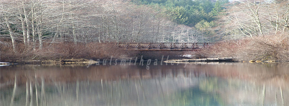Drum Lake Bridge