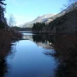 polarizing filter for drum lake reflection
