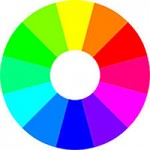 Colour Spectrum Wheel